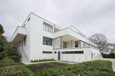 CZ, Brno, Villa Tugendhat. Architect Mies van der Rohe, 1930. - Philippe Lopes Tp2