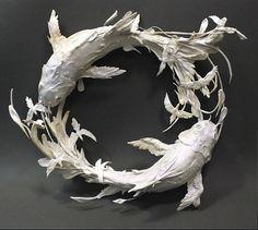 .Ellen Jewett sculpture