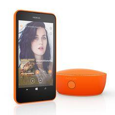 Nokia Lumia 520 10,2 cm (4