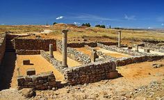 Soria, Visita al yacimiento arqueológico de Numancia - QuiQue Alien