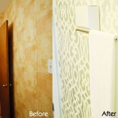 DIY Bathroom Makeover: 5 easy ways to makeover a guest bathroom. #CGC #CleanHands