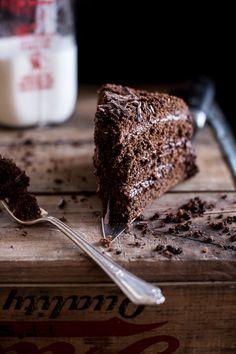 The Brooklyn Blackout Cake | halfbakedharvest.com @hbharvest