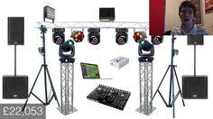 My Ultimate Mobile DJ Setup