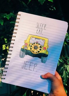 17 Ideas for cars wallpaper jeep Doodles, Bullet Journal Inspiration, Mellow Yellow, Easy Drawings, Summer Drawings, Doodle Art, Art Inspo, Art Sketches, Painting & Drawing