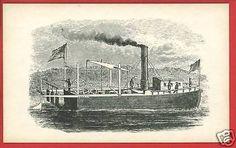La-tarjeta-de-imagenes-de-barco-de-vapor-Barco-Barco-Culver