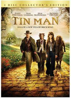 Tin Man (2007) This was really a good mini-series.  Neal McDonough and Alan Cumming!!!!