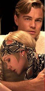 Great Gatsby hair  scarf