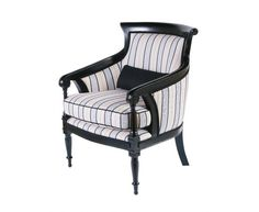 Dutch Colonial Tub Chair Frame Only - Occasional Chairs - Xavier Furniture - Hamptons Style, Modern Elegance, Caribbean