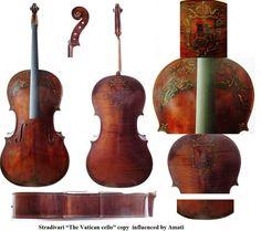 Stradivari Vatican Cello