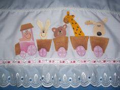 * £upita Matamoros Manualidades: Sabanitas para bebé