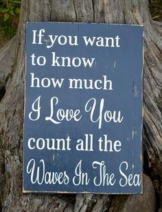 2014 nautical beach wedding signs, navy blue beach wedding decor idea www.dreamyweddingideas.com