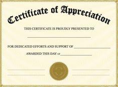church certificate of appreciation template certification of appreciation template certificate of appreciation download - Certificate Of Appreciation Template