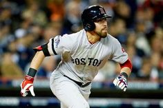 Jacoby Ellsbury.. lets all take a minute to appreciate him with a beard.