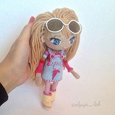 Кукольная лабортория❤️Handmade @olyaka_lab Фото для масштаба...Instagram photo | Websta (Webstagram)