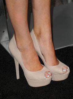 Nude heels - Flirt