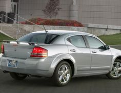 Dodge Avenger Specification - http://autotras.com