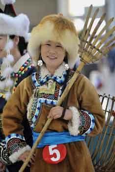 traditional mongolian clothing - Google 搜尋