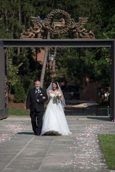 New Harmony, Indiana wedding