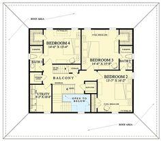 Top Floor / bedrooms