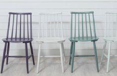 Förnya med färg - måla om en stol! - Caparol was here