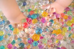 Waterbeads for Early Years Sensory Play