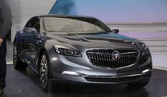 2017 Buick LaCrosse – premiere at Los Angeles AS