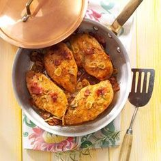 Bacon & Rosemary Chicken