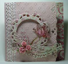 Anja Design: Rose tulp...