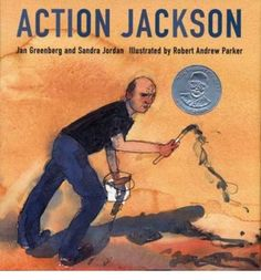 This picture book profiles abstract artist Jackson Pollack, concentrating on the period when he created one of his most famous pieces,