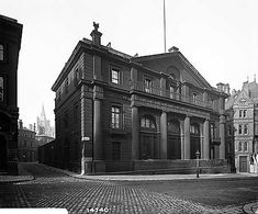 Bank Of England, 82 King Street, Manchester. May 1898