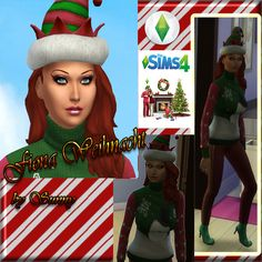 Eintrag vom 24. Dezember - Adventskalender - Sims Dreams