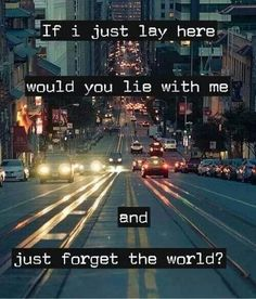 Chasing Cars - Snow Patrol - this was one of my favorite songs when I was in undergrad.