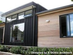 Terrazas Exterior Arquitectura - Exterior Perspective Building - Craftsman Exterior Before And After - Craftsman Exterior Wood House Cladding, Timber Cladding, Facade House, House Exteriors, Cladding Ideas, Cladding Systems, House Facades, Board And Batten Cladding, Board And Batten Exterior