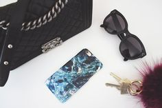iphone cover - marble