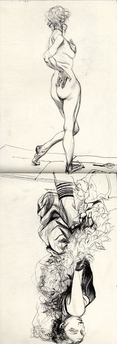 James Jean | Figure Drawing III
