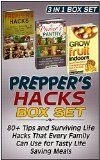 Free Kindle Book -  [Nonfiction][Free] Prepper's Hacks Box Set: 80+ Tips and Surviving Life Hacks That Every Family Can Use for Tasty Life Saving Meals (Prepper's Hacks, Prepper's Hacks Box Set, Preppers Survival)