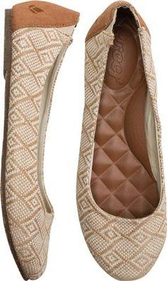 REEF TROPIC SOLIDS FLAT > Womens > Footwear > Shoes   Swell.com