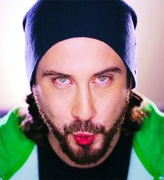 GIF lovingavikaplan:  look at this man, look at his eyes, he is perfect! seriously, he is so beautiful but not just outside.