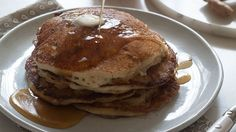 Apple Ginger Pancakes Recipe | Fresh Tastes Blog | PBS Food