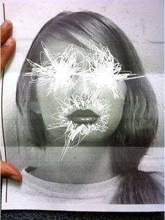 Prison girl art