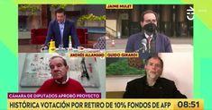 #chismesfarándulachilena #AndrésAllamand #Chilevisión JC Rodríguez lo hizo de nuevo: El tenso debate entre el senador Allamand y Rodríguez…