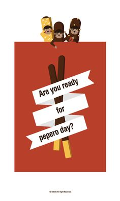 {Pepero Day} 11/11 Pepero Day on Behance
