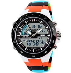 Sports Watches Waterproof Fashion Casual Quartz-Watch Digital S Shock Military Sports Men's Watches
