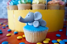 Another cute elephant. Can you guess next's cakes theme