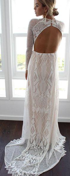 Grace Loves Lace – Unique Bohemian Lace Wedding Dresses   Hi Miss Puff - Part 12