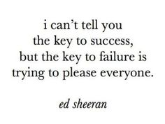 Key to Failure | Key to Success #quote