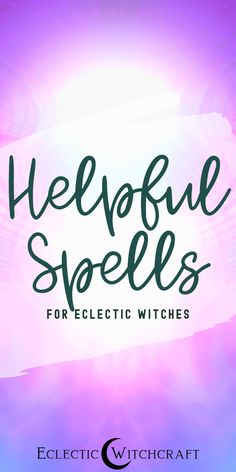 money spell Eclectic witch spells can come from Wicca, Norse traditions, Hoodoo, chaos magick and other traditions. So when you need a spell. Healing Spells, Wiccan Spells, Candle Spells, Fertility Spells, Hoodoo Spells, Free Love Spells, Lost Love Spells, Spells For Beginners, Witchcraft For Beginners
