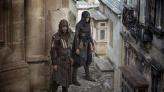 Ubisoft has released an image which gives us a detailed look at the costume which will be worn by Michael Fassbender in Assassin's Creed, but how does this compare to the video games? Related