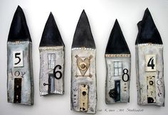 Lisa Kaus mixed media artwork.  Love her style lots of inspiration to be found on her blog