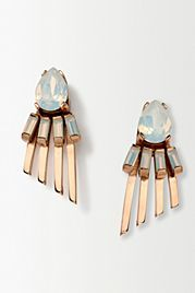 Arctic Earrings from Anthropologie